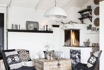 Interior / Интерьер загородного дома