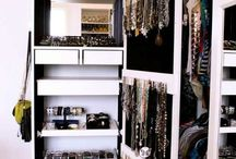 Closets / by Sara Hunt
