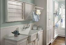 Decor - laundry room / by Heather Andrus