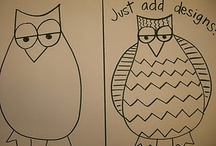 Owl theme / by Sarah Kirkland