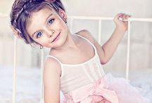 *Lil' Ballerinas...*