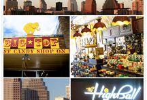 Destination: Texas / Γνωρίστε τα ομορφότερα μέρη του Τέξας!