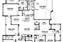 floor plans / by Denise Jacquart