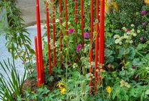 Plates-bandes de jardinage surélevées