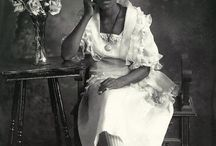 African American - Black Southern Belle