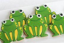 Princess&Frog Party