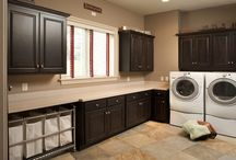 Laundry Room / by Ashley Pinterest