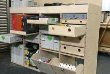 Work storage