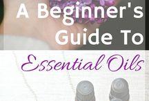 scent / oils