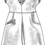 Garment sewing, technical stuff