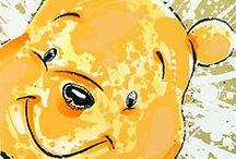 Kubuś Puchatek ` winnie the pooh`
