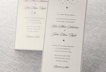 Tall & Thin Invitations