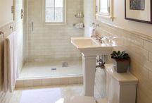 Upstairs bathroom / by Kelly Manuel
