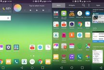 LG Home 4.0 / A New LG Home 4.0 Launcher Theme Arrives for the LG G5