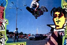 Skateboard Ads (Old Skool)