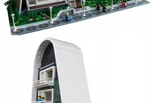 Amazing Lego Buildings and Cities