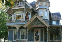 The charm of a Victorian / by Kourtney