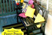 Porch Ideas / by Linda Goodman