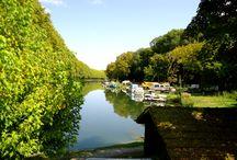 Garonne & Canal latéral / Nature