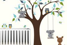 Nursery / by Polly Trigger