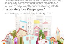Customer Success / Email marketing success stories from Campaigner.