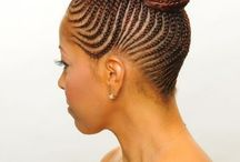 summer hairstyle / My potential summer hairstyle.