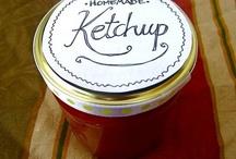 homemade is always better! / by Annette Redding