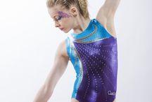 dresy sportovní gymnastika