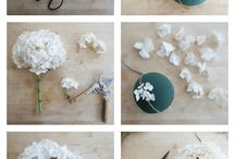 DIY Wedding FLOWERS / Do It Yourself flowers to make one of a kind arrangements that no one else has done.