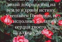 Библейские стихи