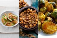 holiday entrees for the vegetarian crowd / by Candice Belair