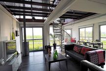 container homes interior