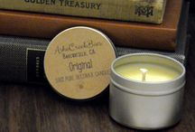 Ashe Creek Bees / 100% Pure Beeswax Candles Shop now at www.Etsy.com/Shop/AsheCreekbees