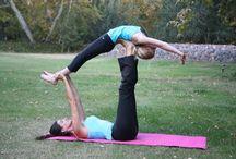 yoga - acroyoga
