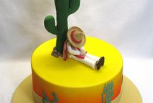 Mexican Themed Cakes