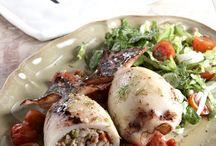 Sea...Food pleasure..... / Θαλασσο...απολαύσεις....