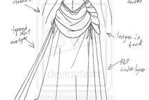 Fantasy ruhák