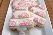 Wedding cookies / by Erin Brankowitz