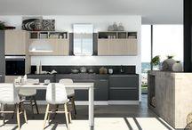 Kitchens / Kitchens designed for every taste