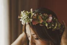 Bohemian Wedding Inspiration / bohemian wedding inspiration, boho wedding inspiration, bohemian wedding ideas, boho wedding ideas, floral crown, macrame, boho bouquets, boho centerpieces, boho wedding decor, boho wedding fashion, boho wedding dresses