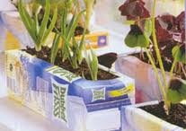 Tuin-ideeën, garden decoration / Praktische tips en leuke versieringen.