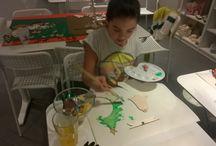 Nasze warsztaty Grudzień 2015 r Galeria / Zapraszamy do obejrzenia galerii z naszych ostatnich warsztatów dla dzieci z Projekt Fan w Gdańsku.