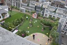 John Lewis  Roof Garden 2015 / The new design of Garden Club London for John Lewis Summer Retreat Roof Garden