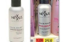 Shampoo & Conditioner Samples / Shampoo & Conditioner Samples
