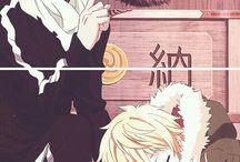 Animes - Mangas