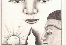 Prisoner Art / Art sent to Prison Mindfulness Institute