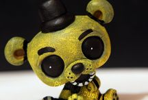 LPS Five Nights at Freddy's
