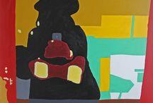 False photo / Credits: Davit Tsanava, Nika Maisuradze, Tezi Gabunia Graphic Design, Painter technician: Oto Shengelia, Gvanca Gabunia Photo: Ann Beridze, Chipo Pelicano, Levan Gulikashvili, Elene Pasuri 2012/2014