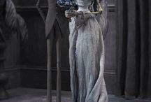 Tim Burton / Corpse Bride most