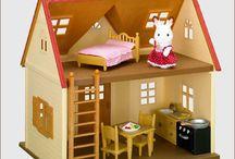 Casitas Madera Sencillas / Casas de madera fáciles de hacer y sencillas en su diseño.